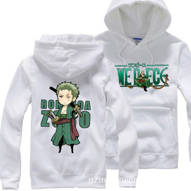 Sweat-Shirt Zoro - fandemanga