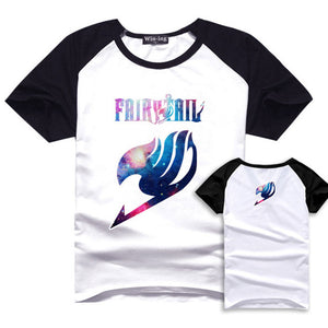 T-Shirt Fairytail - fandemanga