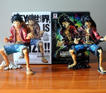 Figurine One Pièce Monkey D Luffy - fandemanga.com