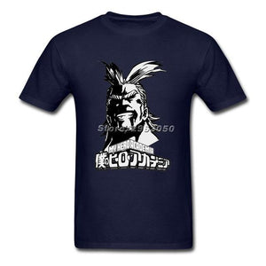 T-Shirt Boss All Might - fandemanga