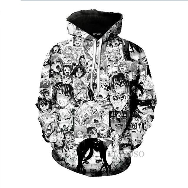 Sweat-Shirt Funny Hentai - fandemanga
