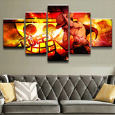 Poster 5 Pcs Monkey D Luffy