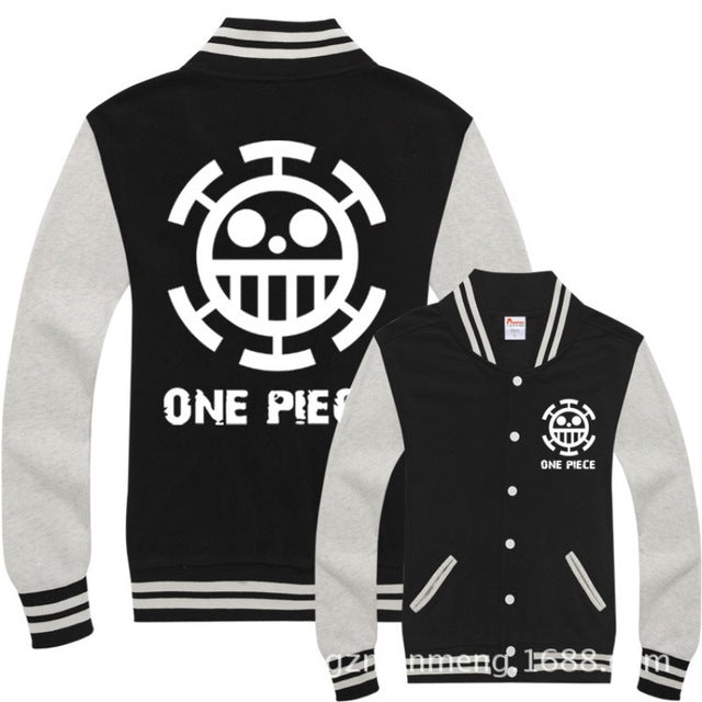 Sweat-Shirt Trafalgar Law Uniform - fandemanga
