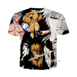 T-Shirt Bleach Animée - fandemanga