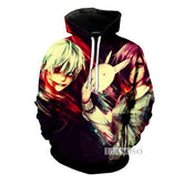Sweat-Shirt Kaneki & Toka