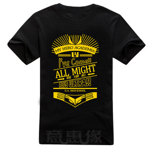 T-Shirt All Might One For All