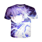 T-Shirt Killua Zoldick