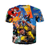 T-Shirt My Hero Academia