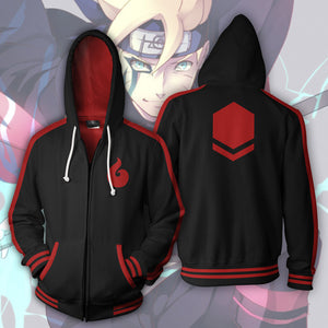 Sweat-Shirt Boruto Uzumaki