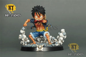 Figurine Résine Monkey D Luffy Gear Fourth