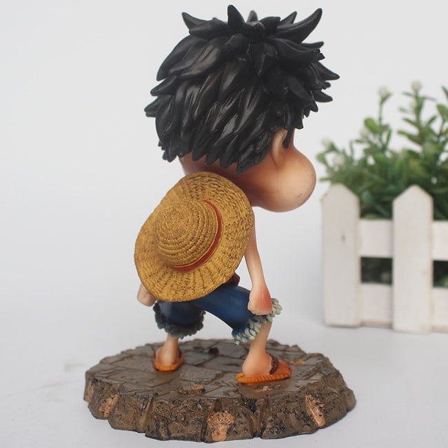 Figurine Monkey D luffy K-O