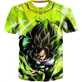 T-Shirt Rage of Broly