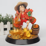 Figurine Luffy Mugiwara King Pirate