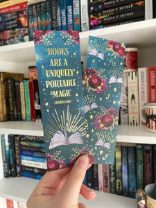 Portable Magic Bookmark