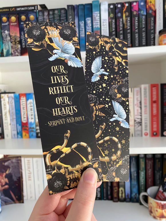 Reflect Our Hearts Bookmark