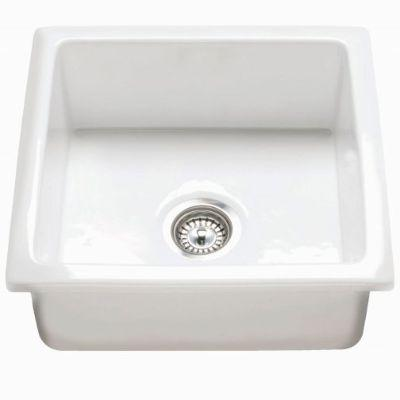 RAK Gourmet Sink 6 Square Over/Under Counter