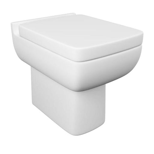 Kartell Options Back To Wall Toilet - Soft Close Seat