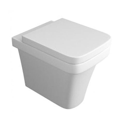 Kartell Sicily Back To Wall Toilet - Soft Close Seat