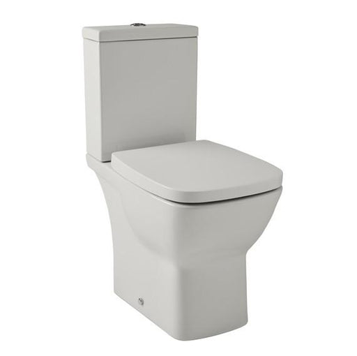 Kartell Evoque Close Coupled Toilet With Cistern - Soft Close Seat - White