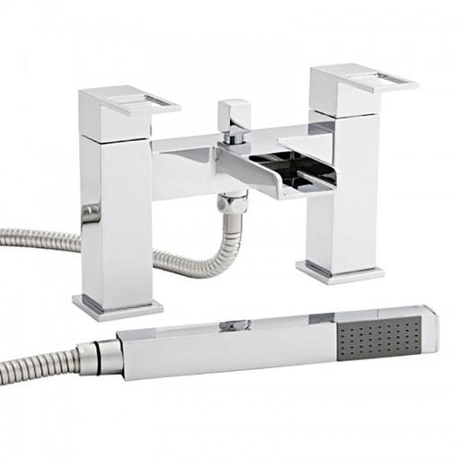 Kartell Adore Bath Shower Mixer Tap Chrome