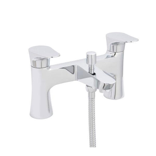 Kartell Focus Bath Shower Mixer Tap Chrome