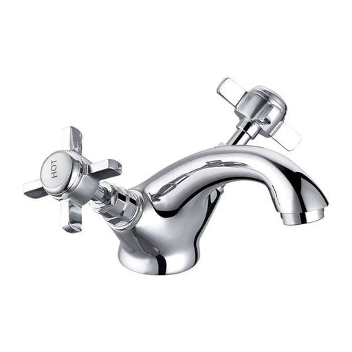 Kartell Klassique Mono Basin Mixer Tap Chrome