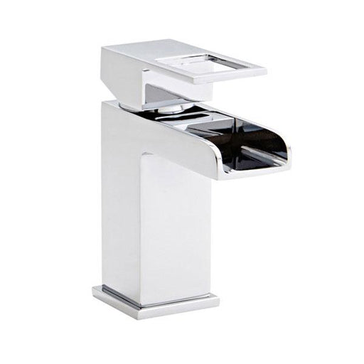 Kartell Phase Mini Mono Basin Mixer Tap Chrome Chrome