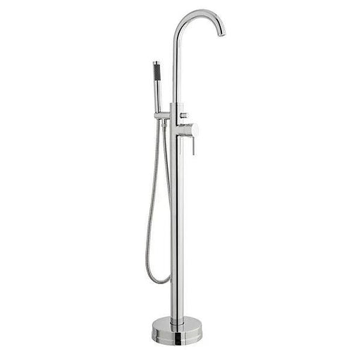 Kartell Plan Freestanding Bath Shower Mixer Tap Chrome