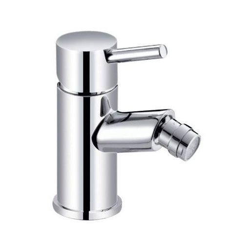 Kartell Plan Mono Bidet Mixer Tap Chrome