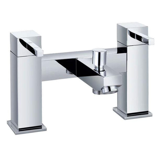 Kartell Pure Bath Shower Mixer Tap Chrome