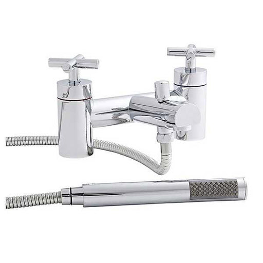 Kartell Times Bath Shower Mixer Tap Chrome