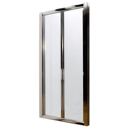 Kartell Koncept Bi-Fold Shower Door - 700mm Wide - 4mm Glass