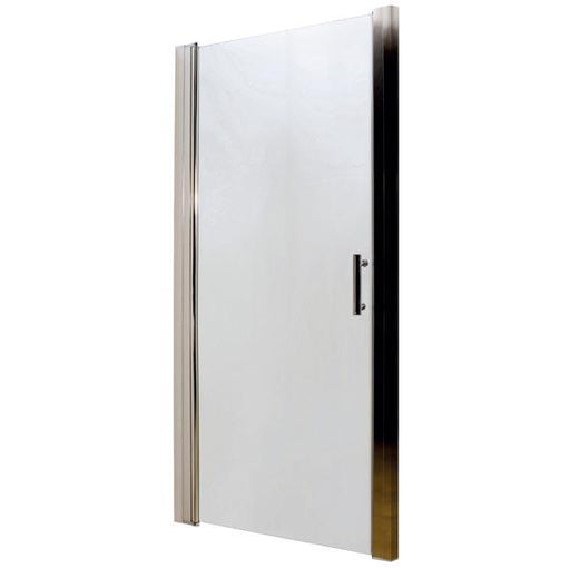 Kartell Koncept Hinged Shower Door - 700mm Wide - 6mm Glass