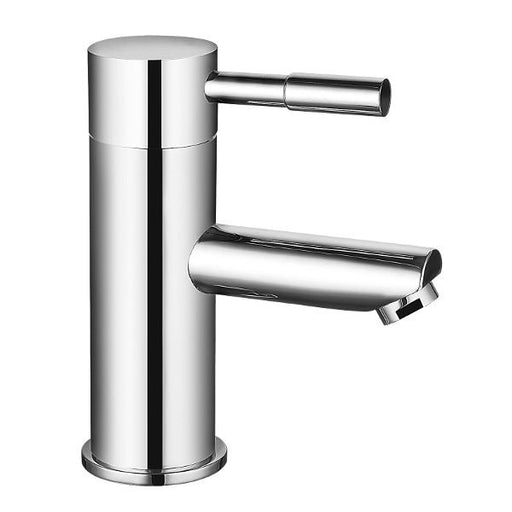 PA001 - Saneux Basin Mixer Tap With Click Waste - Chrome