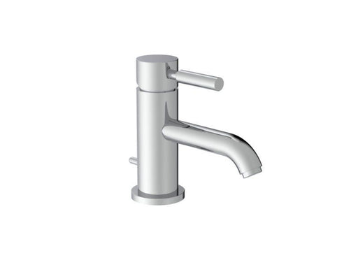 TE101 - Saneux Basin Mixer Tap With Pop-Up Waste - Chrome