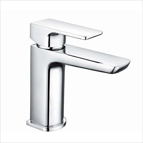 The White Space Veto Mini Monobloc Basin Mixer Tap - VET1C