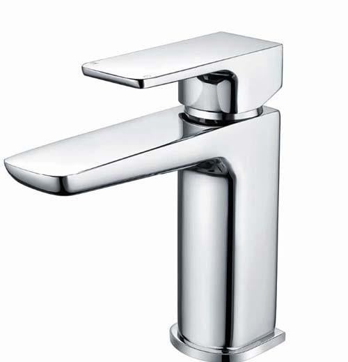 The White Space Veto Monobloc Basin Mixer Tap - VET2C