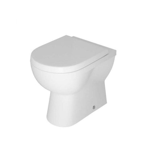 The White Space Scene Back To Wall Toilet - WSSSP05