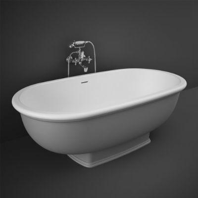 RAK Washington Freestanding Bath 1560 x 810