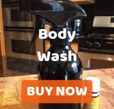 Buy 100% Organic and Natural Body Wash in Bulk or Wholesale at Discounted Prices