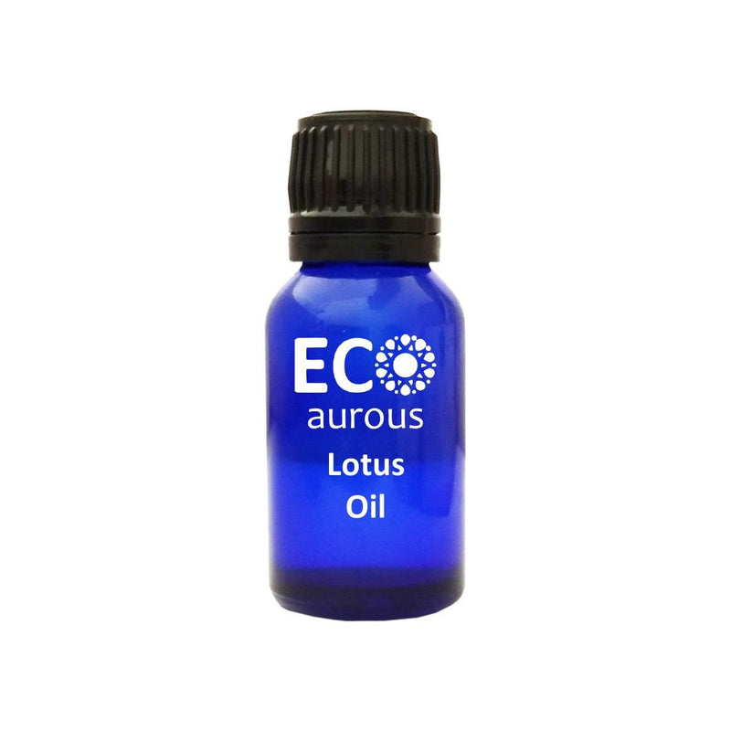 Lotus Oil 100 Natural Organic Lotus Essential Oil By Eco Aurous