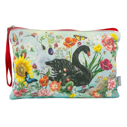 Clutch Purse Secret Garden Birds