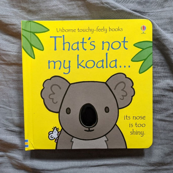 That's Not My Koala Book