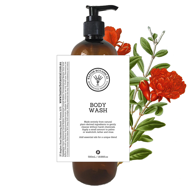 Body Wash Base