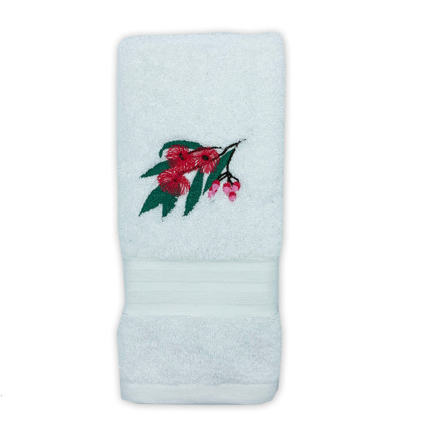 Botanical Hand Towel - Blossoms