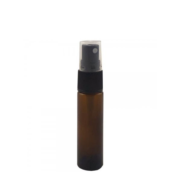 10ml Amber Glass Bottle with Atomiser