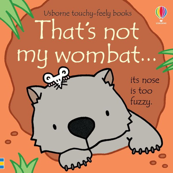 That's Not My Wombat Book