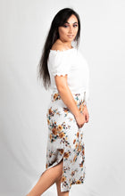 Load image into Gallery viewer, FLORAL BLISS SKIRT - 512 In Style