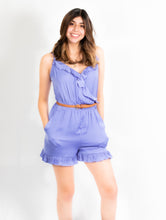 Load image into Gallery viewer, SURPLICE RUFFLE ROMPER - 512 In Style