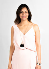 Load image into Gallery viewer, TWISTED WAIST DRAPE DRESS - 512 In Style